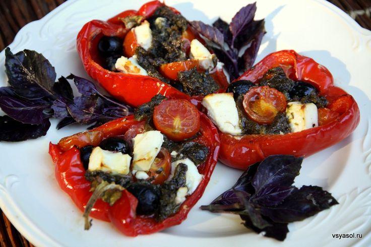 В рецепте этой закуски все продукты – сезонные, разве что заисключением феты. http://amp.gs/TpmO