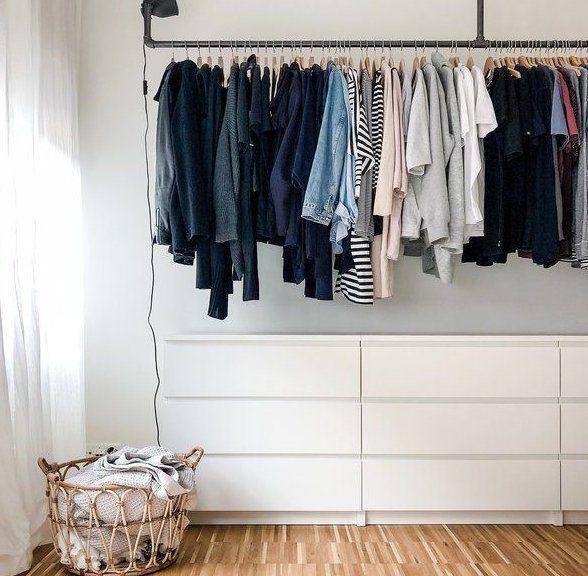 Ordnung Im Kleiderschrank Hilfreiche Tipps Und Ideen Ankleidezimmer In 2020 Furniture Furniture Shop Home Decor