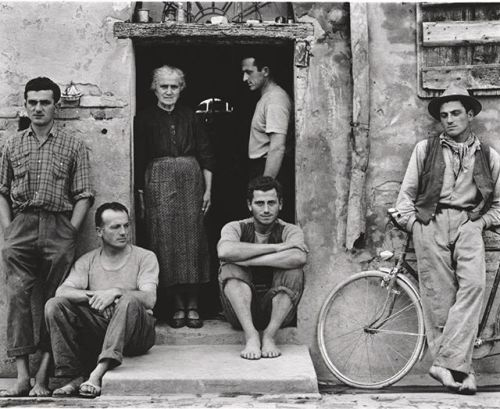 Paul Strand The Family Luzzara Italy 1953 . This limited edition print is available during our Hottest Summer Sale at aperture.org/shop via Aperture Foundation on Instagram - #photographer #photography #photo #instapic #instagram #photofreak #photolover #nikon #canon #leica #hasselblad #polaroid #shutterbug #camera #dslr #visualarts #inspiration #artistic #creative #creativity