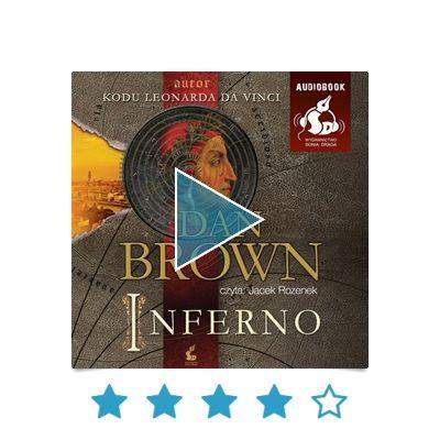 Najbardziej wyczekiwany audiobook roku  Schodzimy na dno piekła Dantego…  Robert Langdon jest światowej sławy specjalistą od (...)
