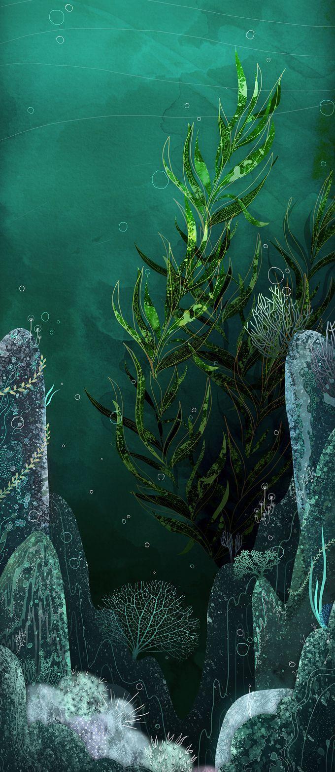 Green - illustration - Svabhu Kohli