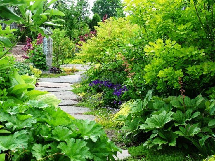 Senderos jardines m s de 70 ideas pr cticas para el for Diseno de jardines para el hogar