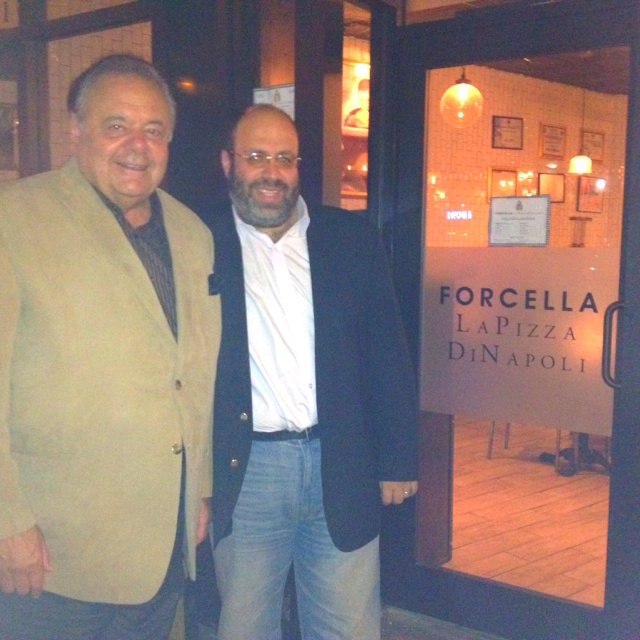 Paul Sorvino at Forcella