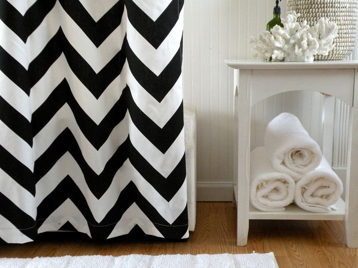 12 best SHOWER CURTAINS WITH PATTERN images on Pinterest | Fabric ...