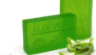 Hacer jabón de glicerina con Aloe Vera