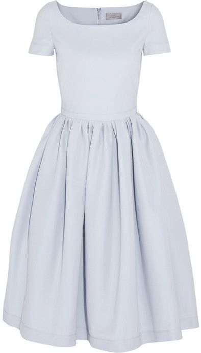 Preen by Thornton Bregazzi Everly stretch-crepe dress