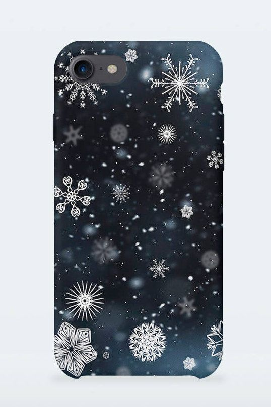 Excited to share the latest addition to my #etsy shop: Snowflakes Case Winter Phone Cover Falling Snow Mobile Case Snowflakes Iphone case Snowflakes Samsung Case Snowflakes Galaxy Case http://etsy.me/2AAyC67 #mobilecases