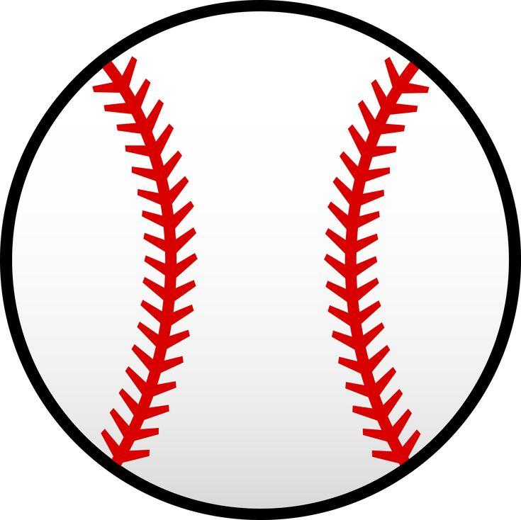 free printable baseball clip art images inch circle punch or rh pinterest com basketball clipart images free baseball clip art images free