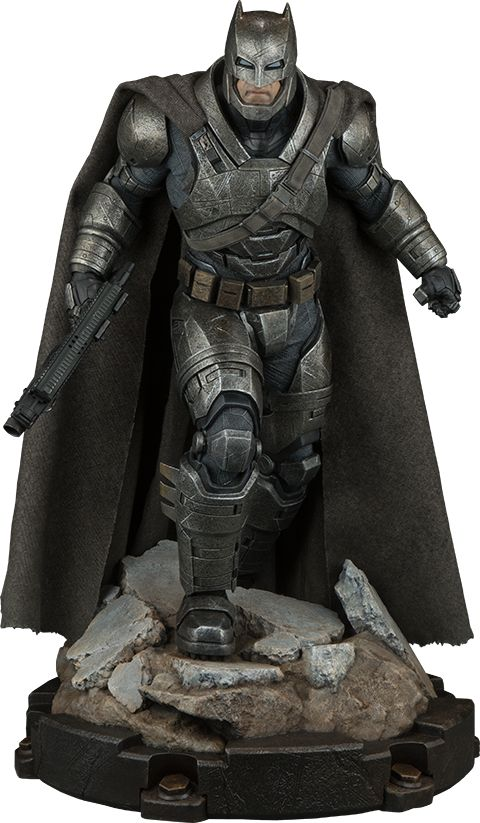 DC Comics Armored Batman Premium Format(TM) Figure by Sidesh | Sideshow Collectibles