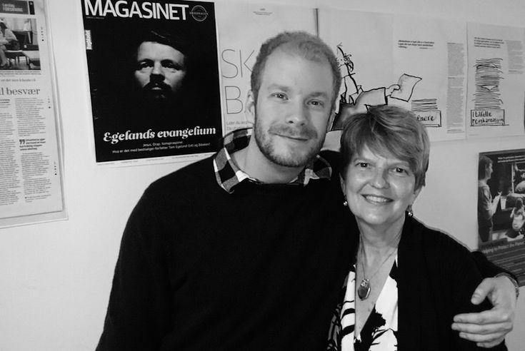PROKRASTINERING: Kent Nordby og Tove Irene Dahl er to av forskerne som studerer kronisk utsettelse blant studenter ved UiT – Norges arktiske universitet. De har flere råd til hvordan vi blir kvitt kronisk utsettelse – og får mer gjort.