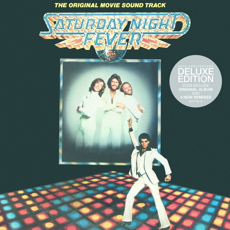 Various Artists - Saturday Night Fever Soundtrack