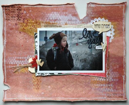 Sara's yearlong album, april 2013. 2 of 2.