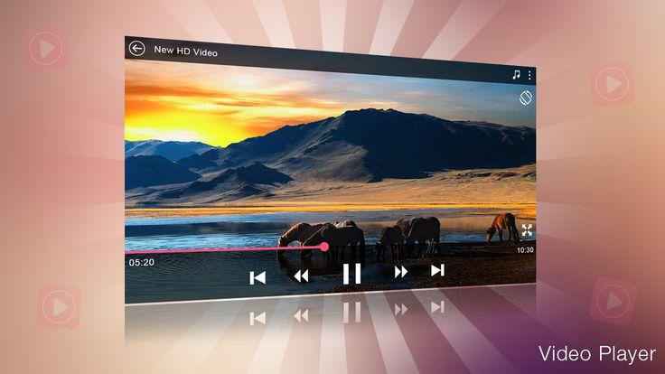 HD Video Player Downloader- screenshot