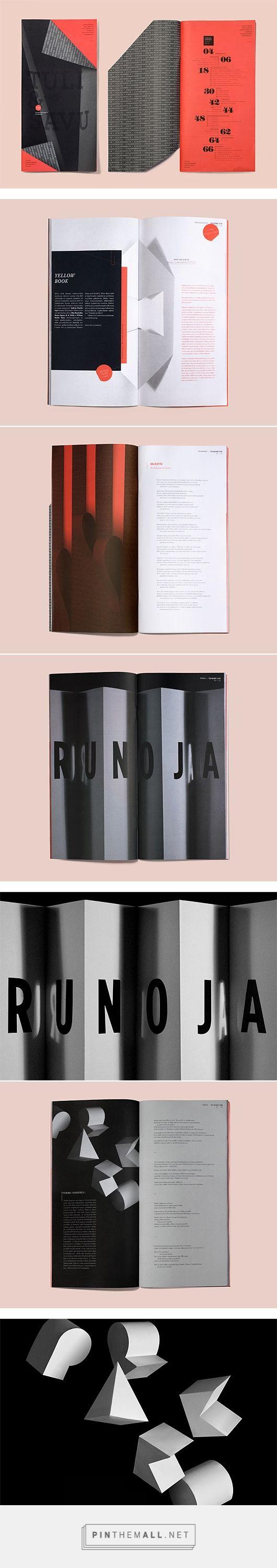 Tuli & Savu Magazine by Lotta Nieminen and Janine Rewell | Inspiration Grid | Design Inspiration - created via https://pinthemall.net