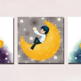39 best images about quadri per bambini on pinterest little girls gustav klimt and stretched - Quadri per camera bambini ...