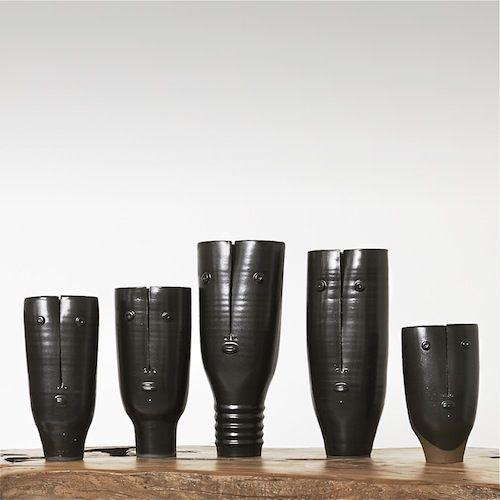 Atelier Dalo - Série de vases Idole