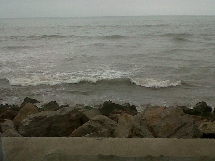 Mar del plata costanera