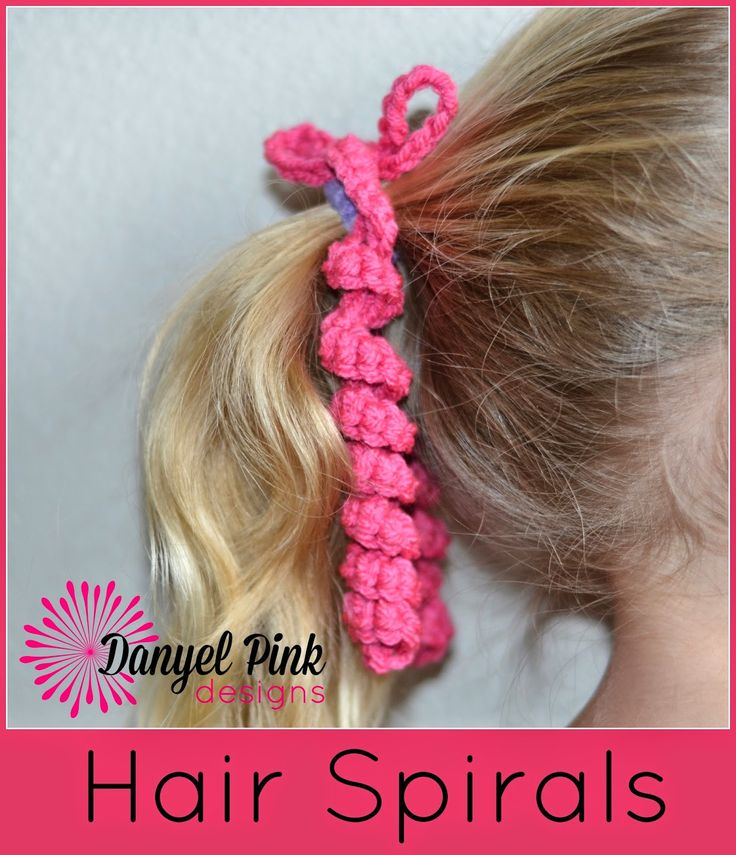 Crochet Hair Spirals : 1000+ images about crochet girls hats on Pinterest