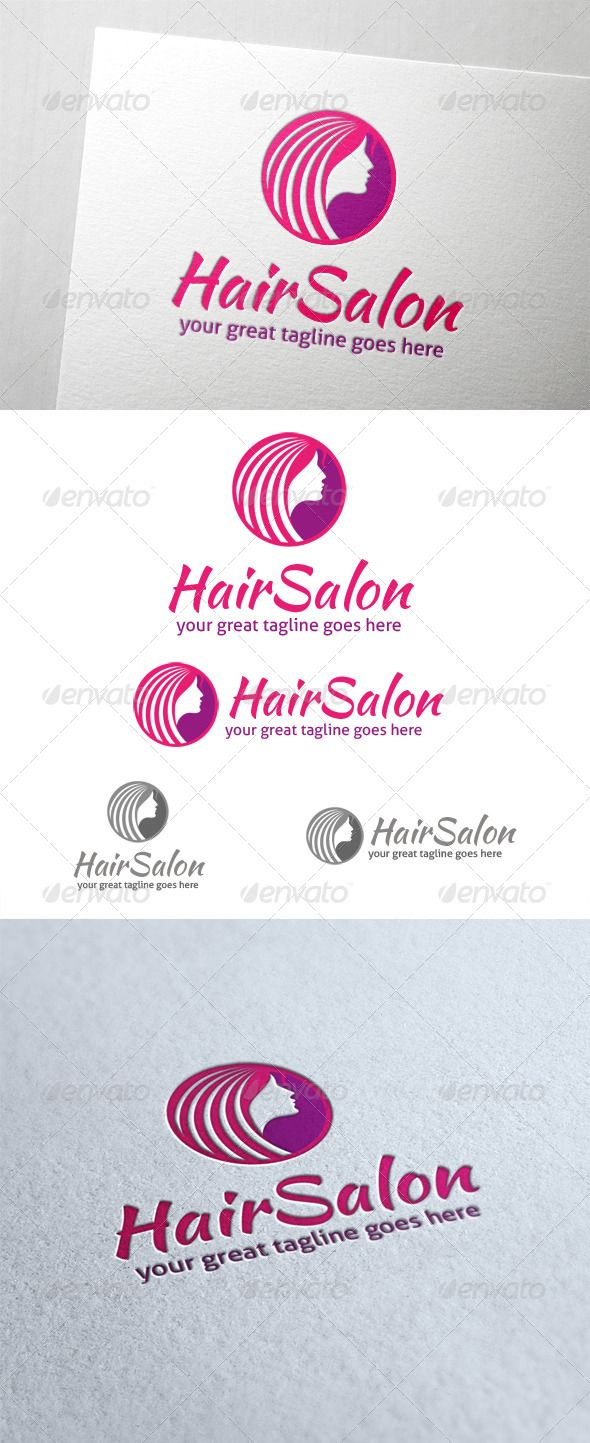 Hair salon logo salon logo salons and logos for A b beauty salon