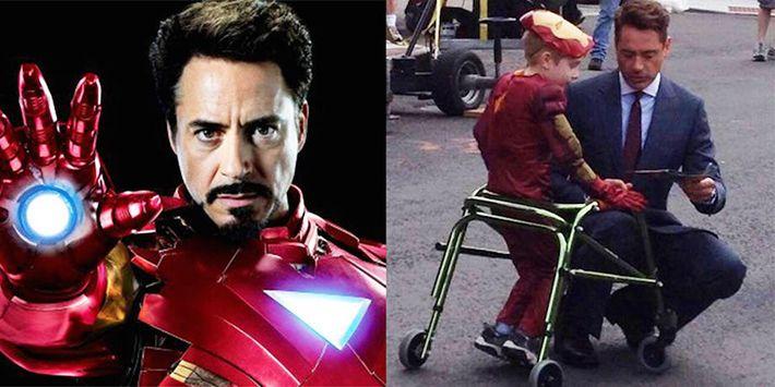 Kita semua pasti pernah berangan-angan jadi pahlawan super. Tapi pernah nggak kepikiran kalau 12 superhero ini juga pahlawan super di dunia nyata...