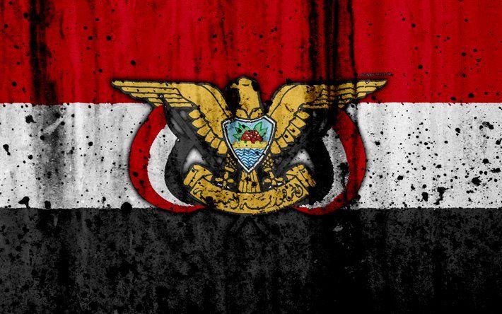 تحميل خلفيات اليمني العلم 4k الجرونج آسيا علم اليمن الرموز الوطنية اليمن اليمني معطف من الأسلحة العلم الوطني Besthqwallpapers Com Yemeni Flag Yemen Flag Hand Lettering Logo