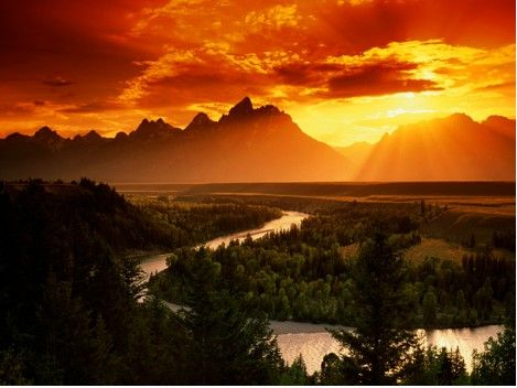 Google Image Result for http://www.stanford.edu/group/ccr/blog/outdoors6.jpg: Sunsets, Teton National Parks, Grand Teton National, Beautiful, Volcanoes, Sunri, Places, Snakes Rivers, National Parks Wyoming