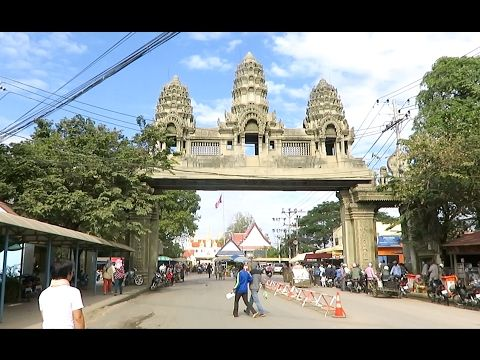 Visit Poipet City in Banteay Meanchey | The Cambodian - Thailand Border ...