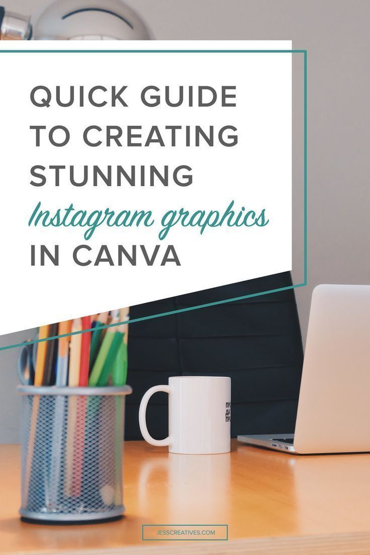 I know not everyone can afford to pay a designer to create Instagram graphics…