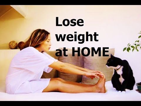 how to lose weight very fast at home