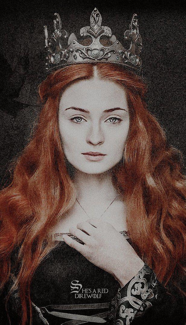 [NO SPOILERS] Beautiful Sansa