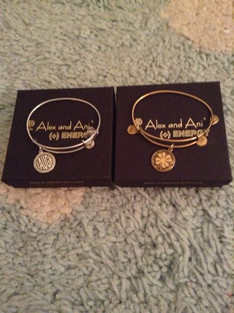 Picture of How To Clean Alex And Ani Bracelets.
