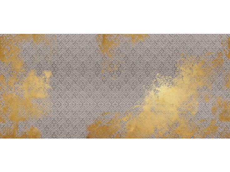 MOTIF BATHROOM WALLPAPER DÉCHIRÉ WET SYSTEM ™ 14 COLLECTION BY WALL&DECÒ | DESIGN CASA1796