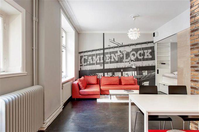 спальня гостиная студия - Поиск в Google