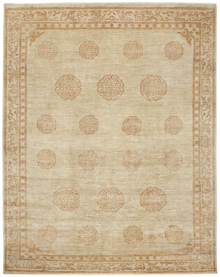 Mardan Peking Soft C Rug Handknotted In Stan Made Of Premium Wool Offered