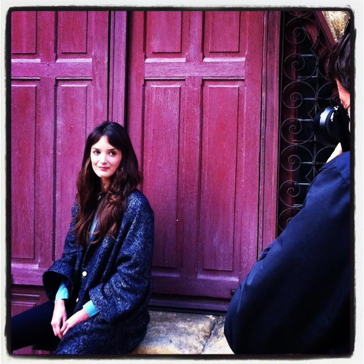 Charlotte Le Bon. Festival de Sarlat novembre 2012