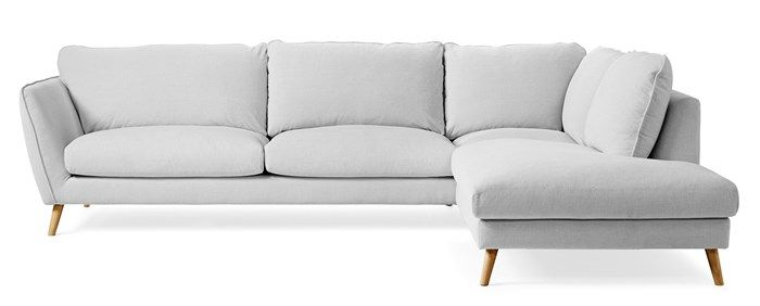 Produktbild - Madison Lux, 3-sits soffa med divan höger