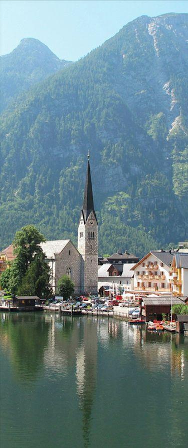 Hallstatt, Austria • photo: Todd on Flickr