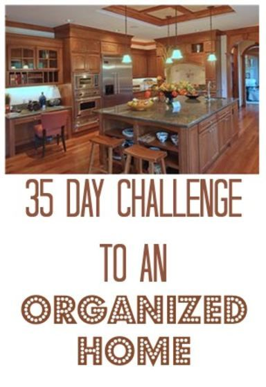 Keep your home organized in less than 30 minutes a day day 14 spendingfreezedfs organizing - Tips to keep your house more organized ...