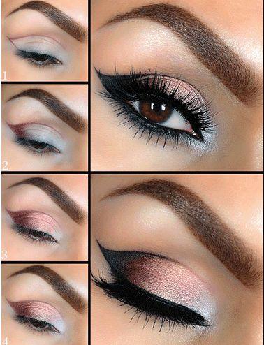 Eye Make-up Tutorials..