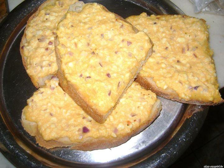 Tojásos szendvics sütőben • Egyszerű,gyors,olcsó és nagyon finom! - MindenegybenBlog