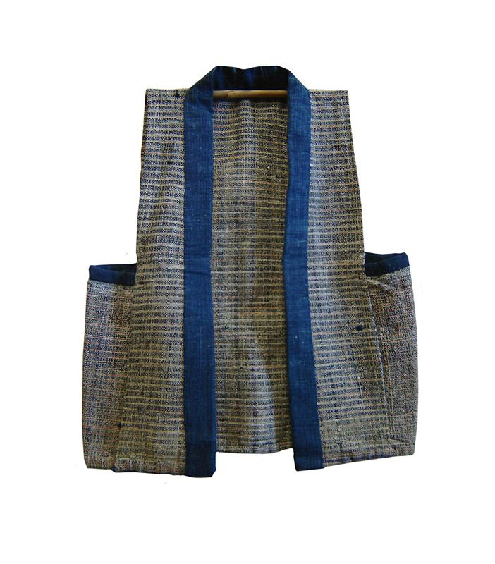 A Child's Woven Vest: A Family's Story in Cloth