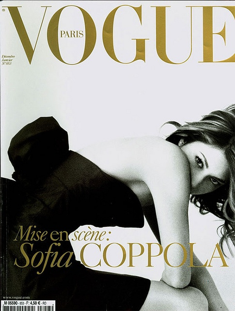 {great love story № 22 | sofia coppola & thomas mars} by {this is glamorous}, via Flickr