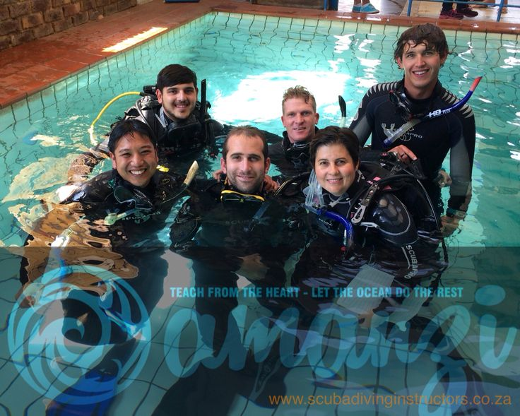 PADI Instructor Course,Johannesburg South Africa