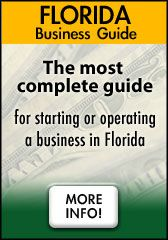 State of Florida.com - Doing Business in the State of Florida