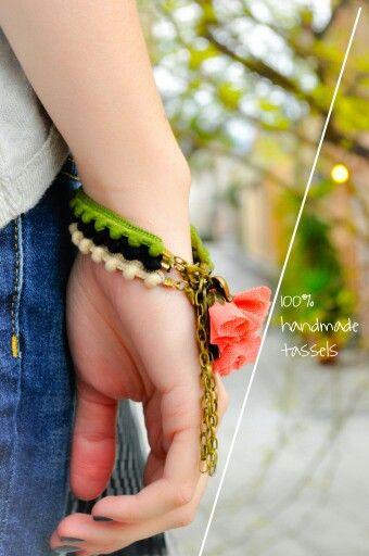 100% handmade tassels | ◆PcU◆