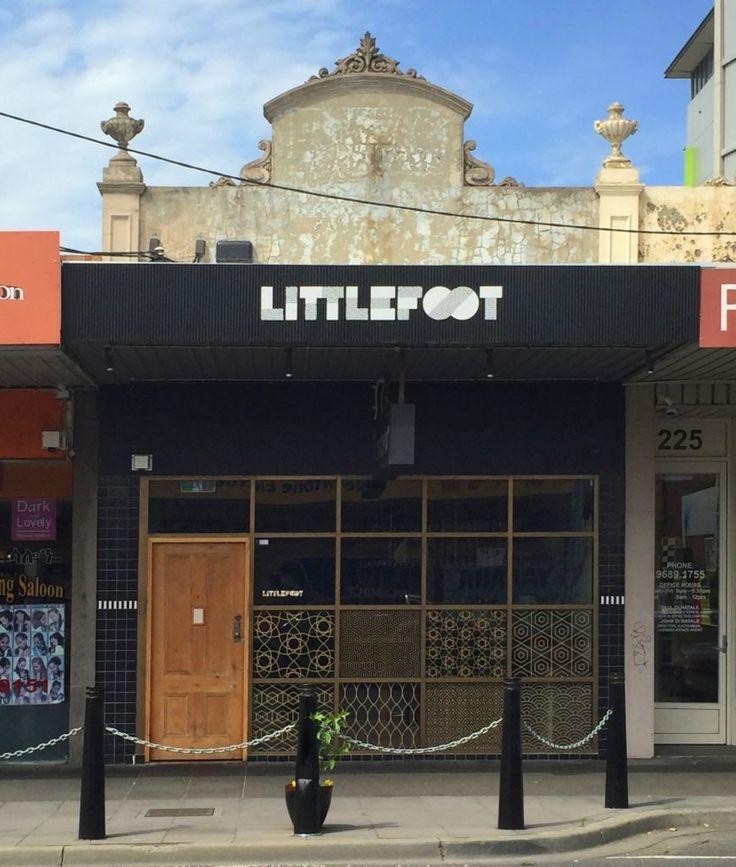 Littlefoot Bar