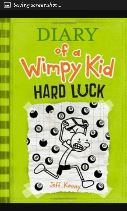 13 best wimpy kid books images on pinterest jeff kinney wimpy kid diary of a wimpy kid hard luck book 8 hardcover november jeff kinney author greg heffleys on a losing streak his best friend rowley jefferson solutioingenieria Image collections