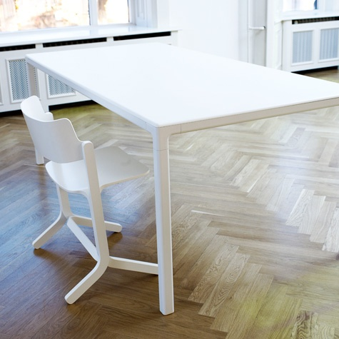 HAY, T12 foil table, 900€