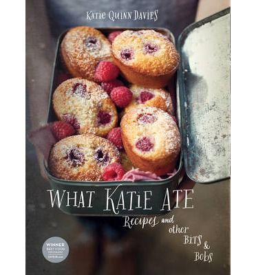 A gorgeous and unique cookbook from the award-winning Katie Quinn Davies.   What Katie Ate is a feast for your eyes as well as your table