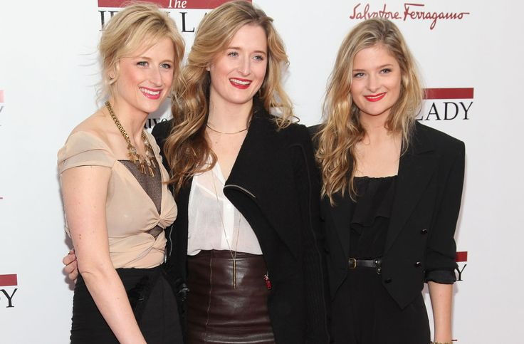Meryl Streep's three daughters star in new fashion campaign - AOL.com